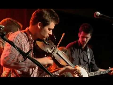 Old Crow Medicine Show - Wagon Wheel...I used to listen to this when we were in PA and cry; I was so homesick for the South!