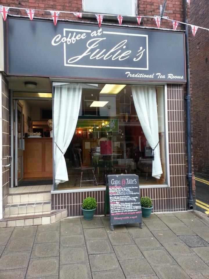 Coffee @ Julies - Derby Street