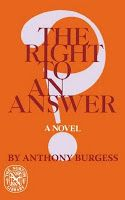 Liberal England: GUEST POST Anthony Burgess in Leicester
