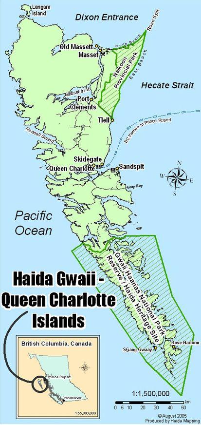 Queen Charlotte Islands