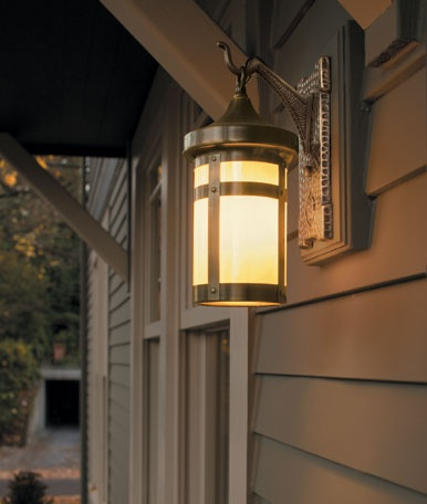 44 Best Craftsman Style Lighting Images On Pinterest