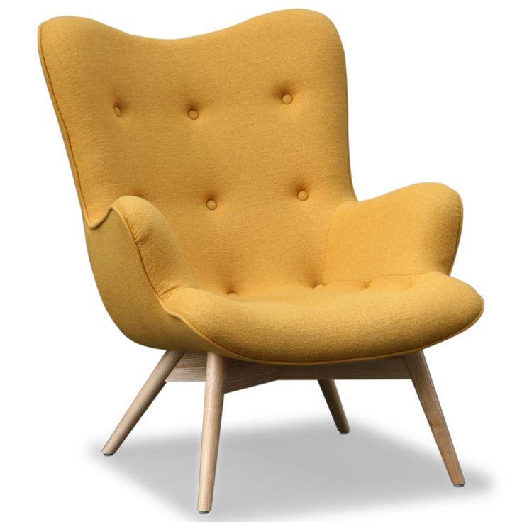 Vintage fauteuil stof | Design meubelen en de laatste woontrends