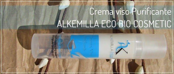 Crema Purificante Alkemilla Eco Bio Cosmetic