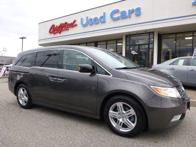 2011 Honda Odyssey, 54,399 miles, $26,900.