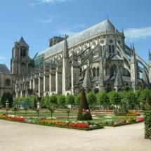 Bourges Cathedral, France