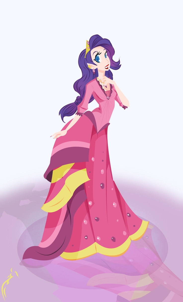 Rarity's Grand Galloping Gala Dress | My Little Pony ...