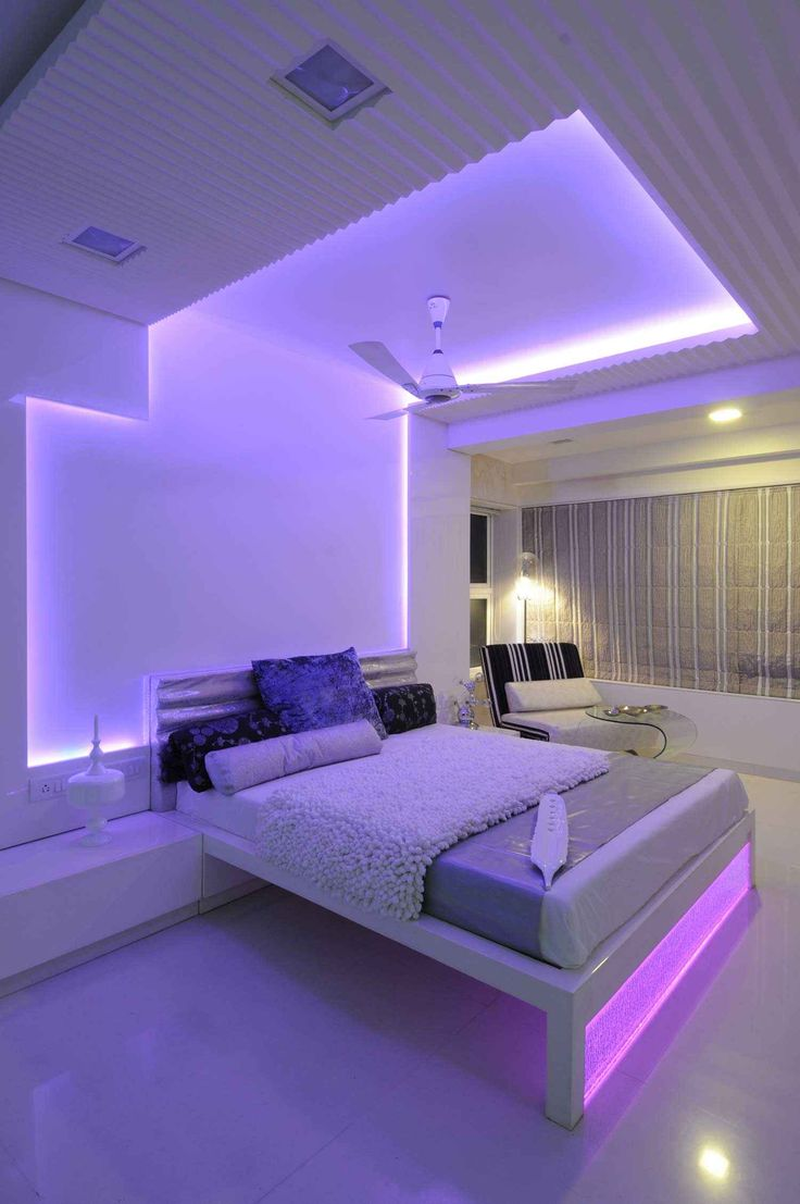 Eclectic Bedroom Designs That Will Give You Creative Ideas: Lighting In Bedroom - Sonali Shah