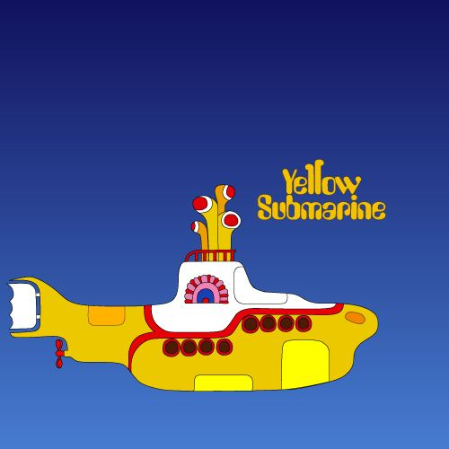 yellow submarine by youngdoo, via Flickr