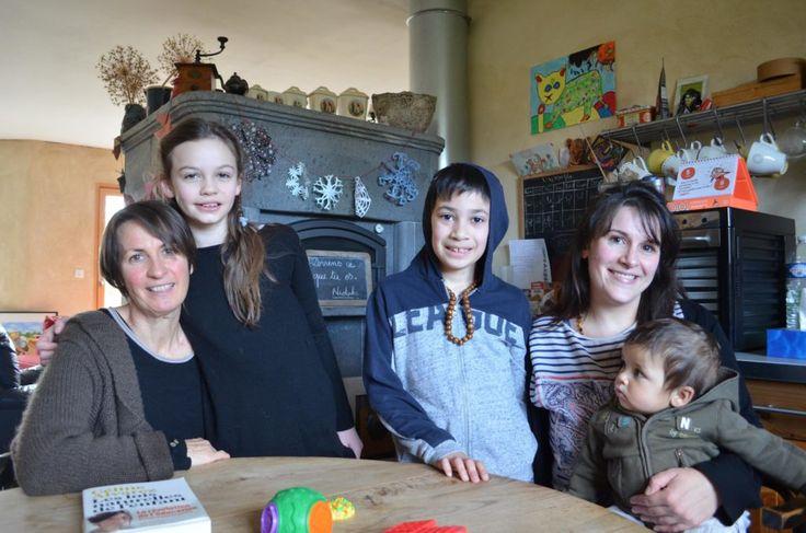 Dans la région de L'Aigle, ils ont choisi de faire l'école à la maison – actu.fr