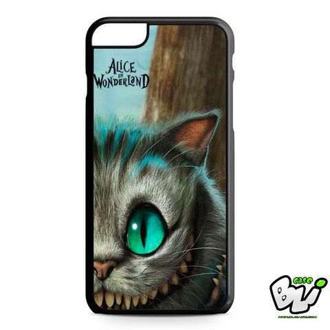 Alice In Wonderland Cheshire Cat iPhone 6 Plus Case | iPhone 6S Plus Case