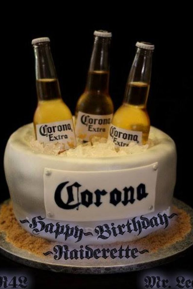 25 Best Ideas About Corona Cake On Pinterest Mexican