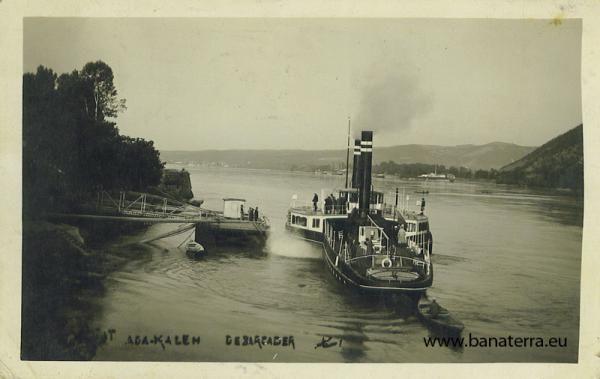 Ada Kaleh - 1934