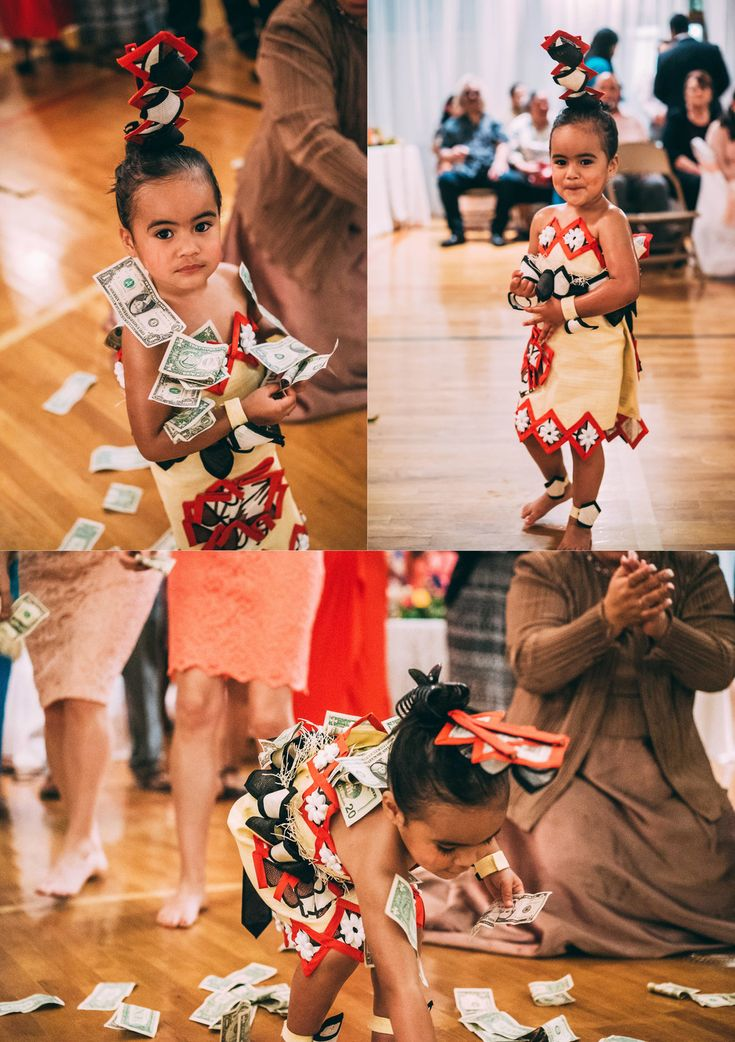 Sweet little Tongan princess! #Wedding photography #RichFaivaPhotography #Tongan wedding