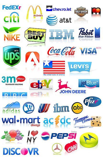 Best 25+ Famous logos ideas on Pinterest