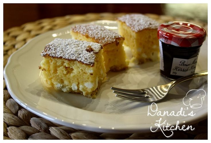 Danadi's Kitchen: Gyors túrós süti