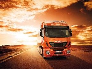 Nieuwe Iveco Stralis Hi-Way uitgeroepen tot 'Truck van het Jaar 2013'. http://weblog.koops-furness.nl