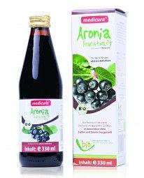 #organic juice#aronia#black chokeberry#healthy#OrganicJuice#vitamins#MEDICURA