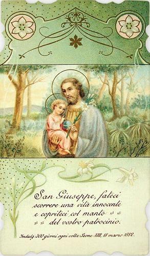 San Giuseppe | da ehem. Diether Petter