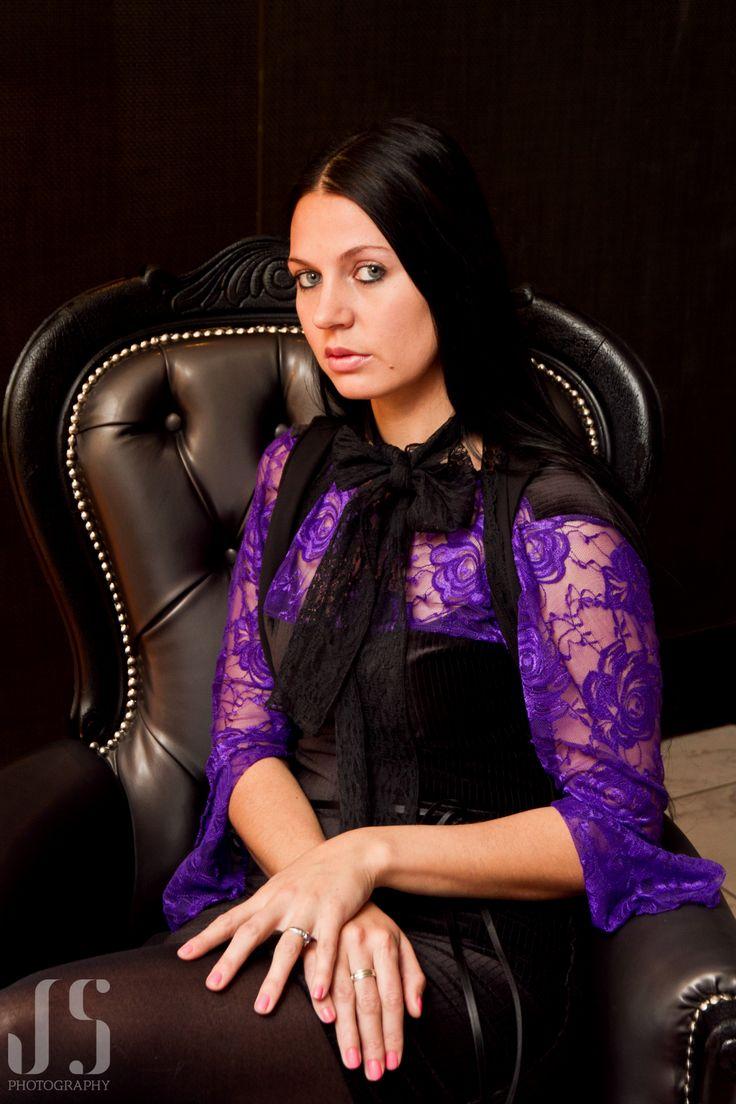 Chrismare Visser, owner and Chief Designer at DDCK Fashion.  Photography: Jessica Solomon Photography Editing: Perana Viosa