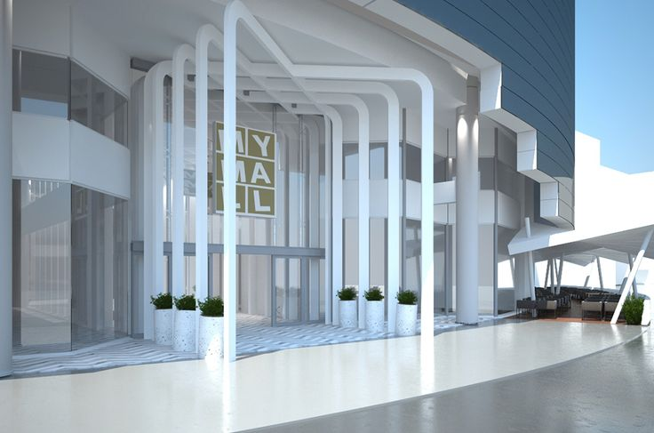 My Mall | Shopping centre | Limassol | iidsk  |  Interior Design & Construction