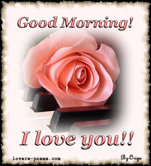 Bast Love Pictures With Good Morning: Good Morning Messages