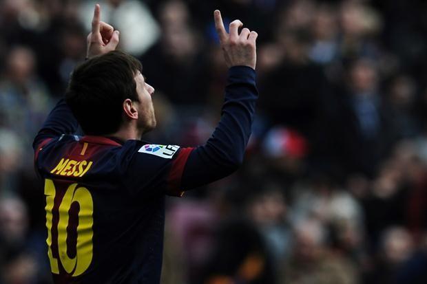 Messi agiganta su record y Barcelona no perdona en el Camp Nou - canchallena.com