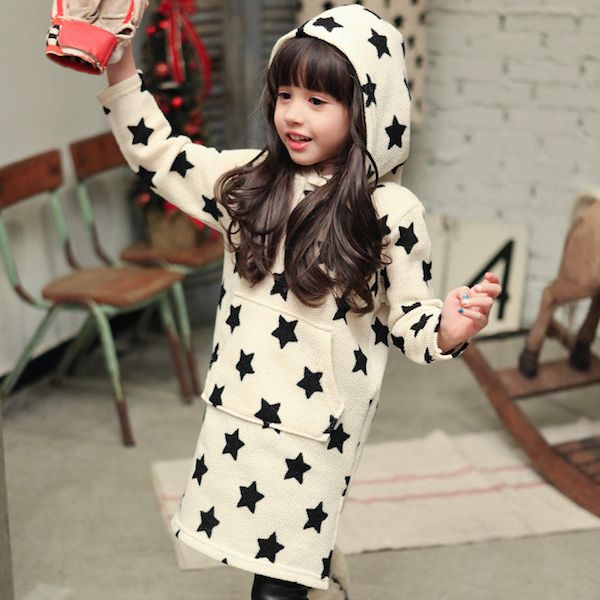 LUCIEN ONE-PIECE #CandyRainbow #kidsboutique #childrenclothing #dresses #stars #longdress