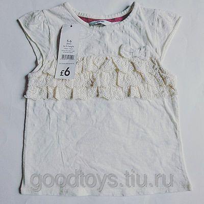 George -50% футболки для девочек 5-13 лет