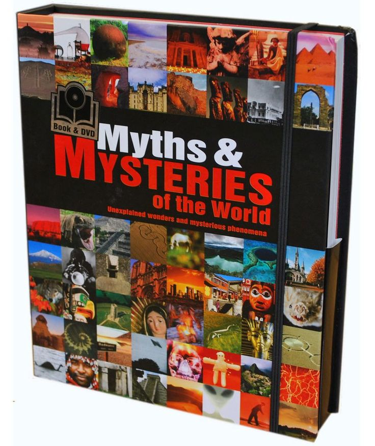 Myths & Mysteries Of The World