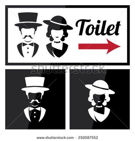 Bathroom Signs Video 28 best restroom sign images on pinterest | restroom signs