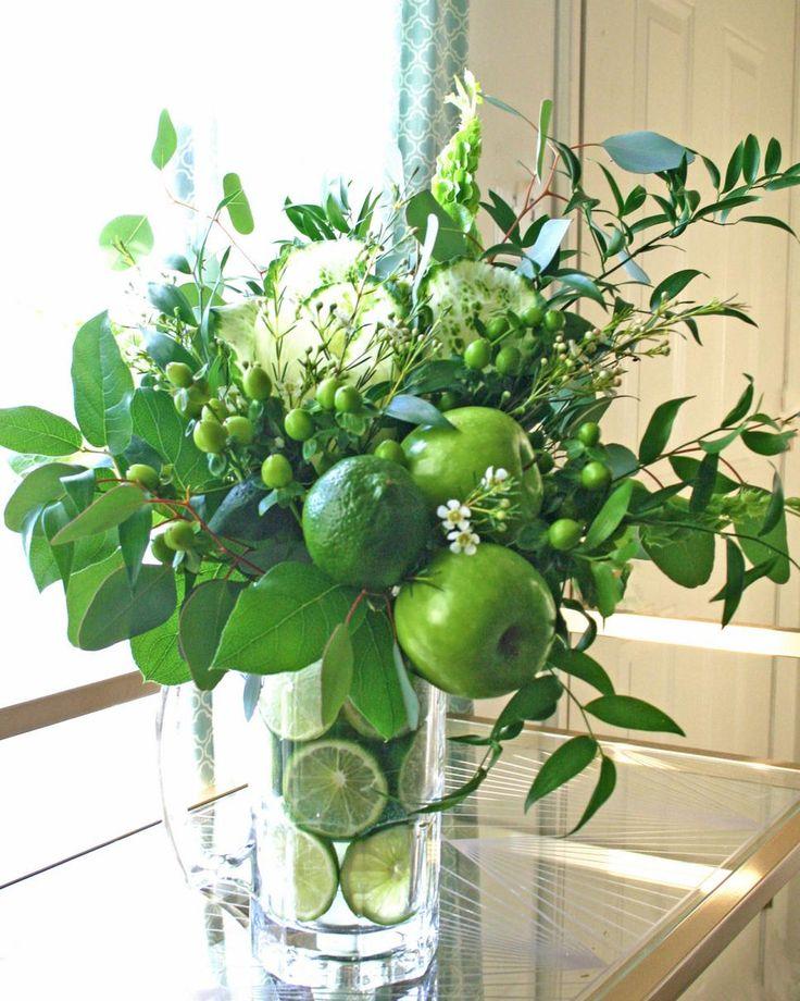 4 DIY Green Flower Arrangements for St. Patrick's DayVirginia Brauer