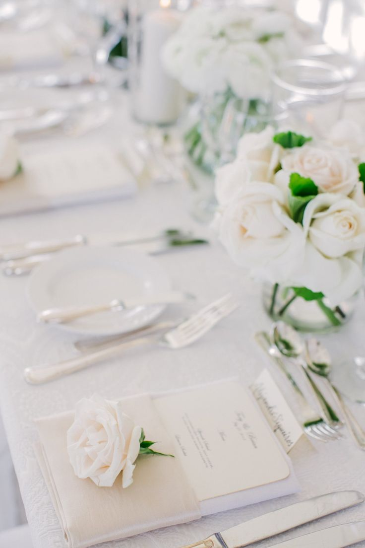 something like this -- coral/gold accent, thank you cards for buffet type reception