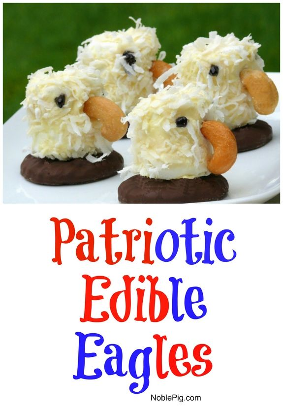 This is a fun patriotic kid's project for any patriotic, American holiday.  My wonderful cousin Kim sent this recipe over and …
