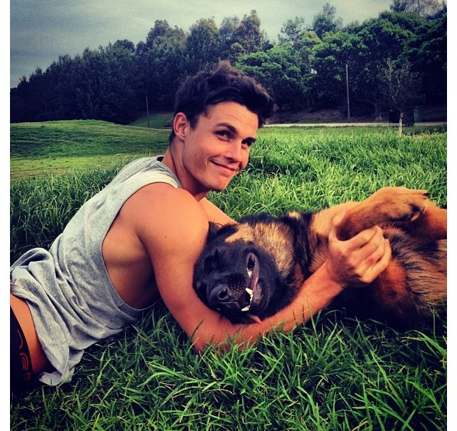 Andrew j Morley - home and away