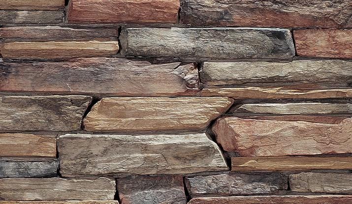 Sawtooth rustic ledge stone profiles pinterest for Rustic brick veneer