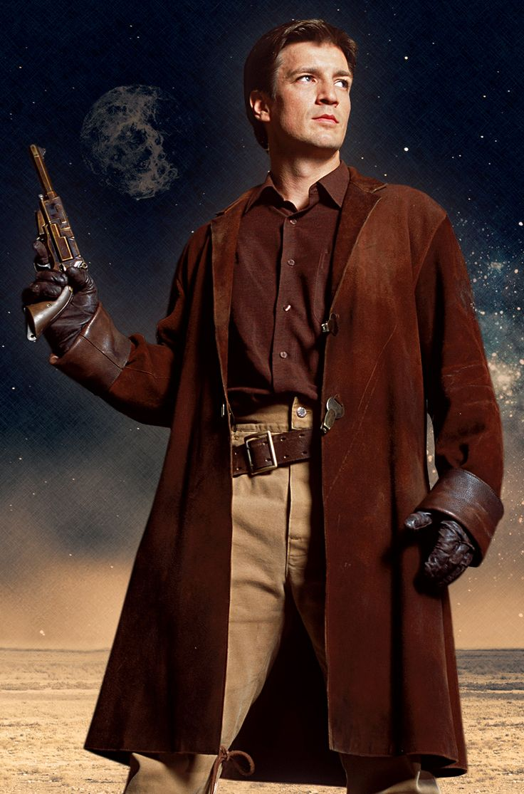 Malcolm Reynolds Browncoat   Firefly Cosplay   AbbyShot
