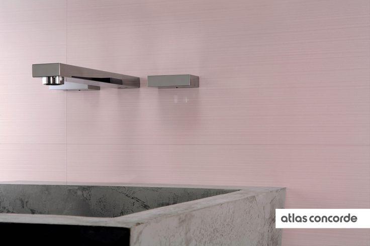 #ADORE rose | #AtlasConcorde | #Tiles | #Ceramic