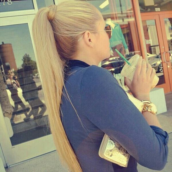 Alli Simpsons Hair Hair Pinterest