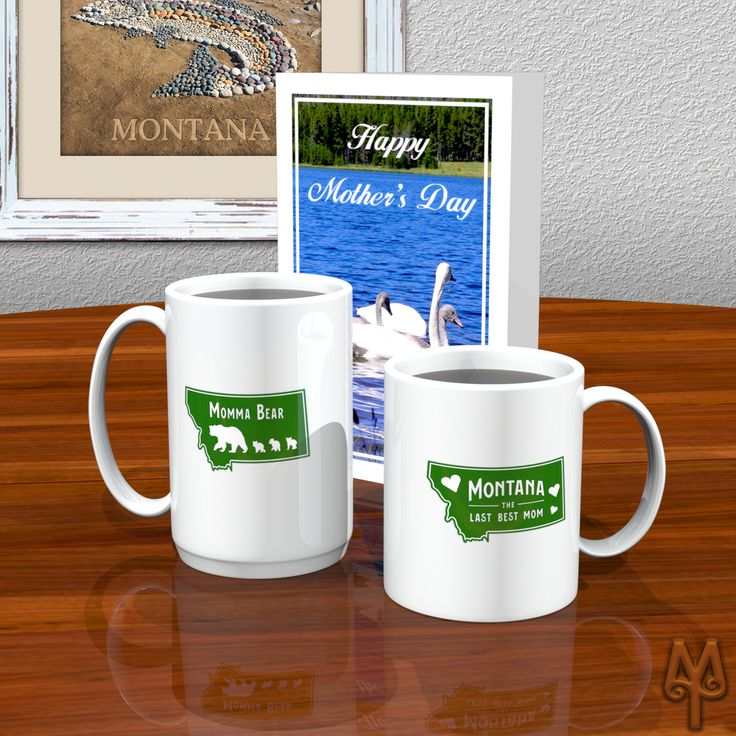 Your Mom is as special as Big Sky Country. Give this special edition The Last Best Mom coffee mug to your mother for Mother's Day! She is 'The Momma Bear' after all. :) Shop now!