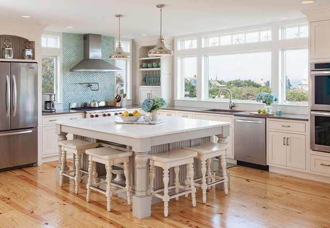 REEF Cape Cod's Home Builder - House of Turquoise