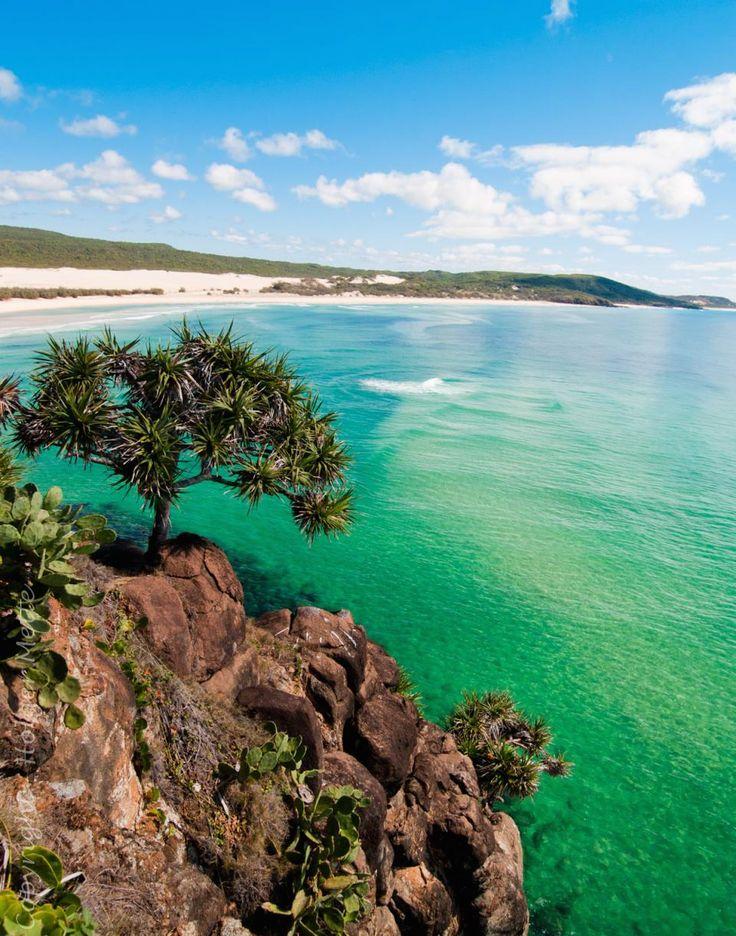 Fraser Island - Indian Head, Australia