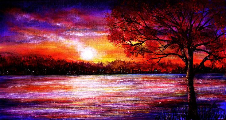 Sunset Song by AnnMarieBone.deviantart.com on @deviantART