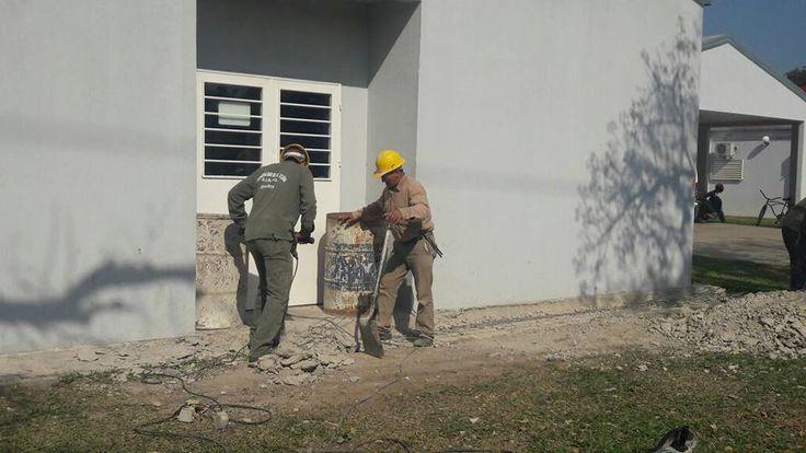 #El Ministerio de Salud comenzó trabajos de ampliación en el hospital de Barranqueras - Diario Chaco: El Ministerio de Salud comenzó…