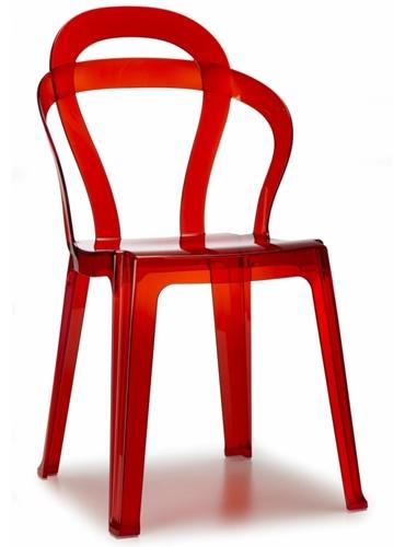 Titi chair by Roberto Semprini     at www.sediarreda.com