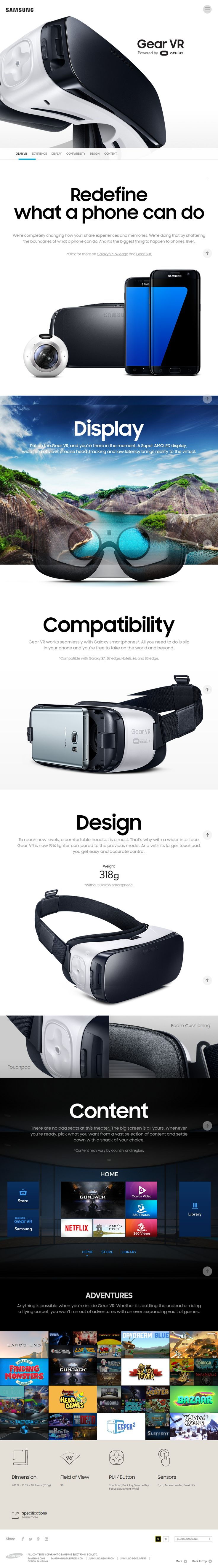 Samsung Gear VR: http://www.samsung.com/global/galaxy/wearables/gear-vr/