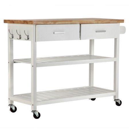 Die besten 25+ Kitchen storage cart Ideen auf Pinterest Ikea - küchenwagen mit schubladen