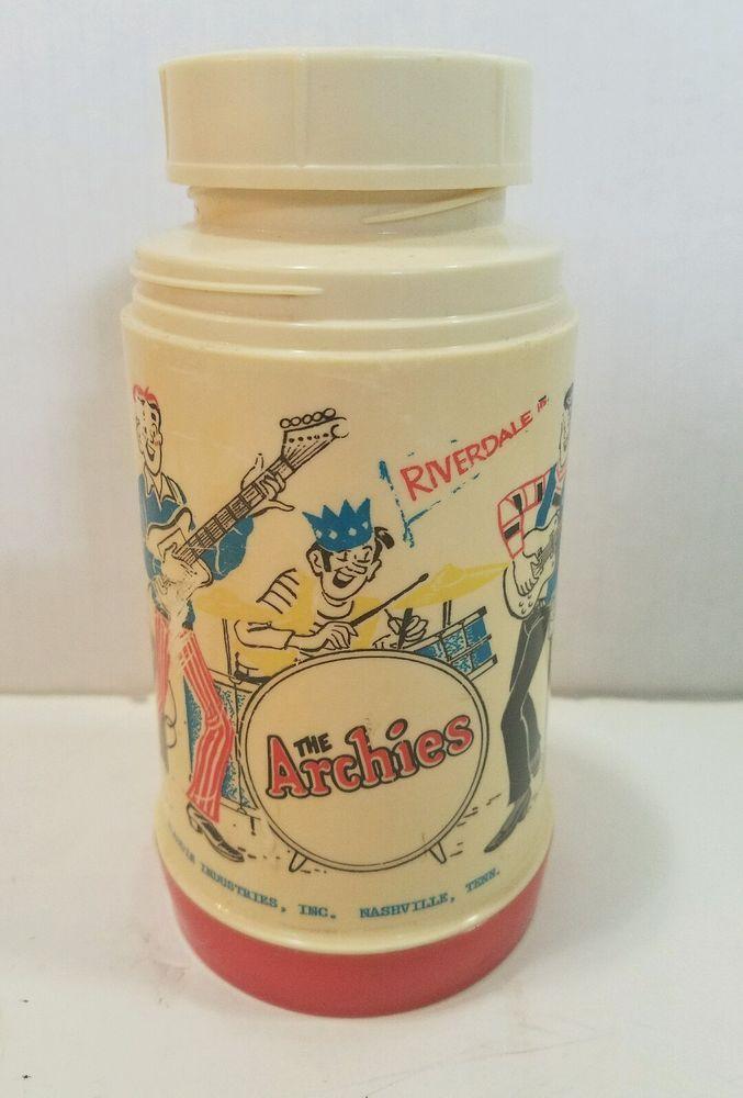 ALADDIN INDUSTRIES, INC 1969 Archie Comic Pub/The Archies Thermos, Nashville, TN