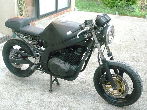 Australian Cafe Racers - Blog - Suzuki GS500 Custom- Free Kustom Cycles