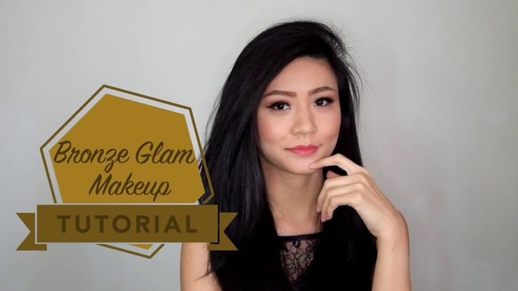 Bronze up your makeup for a discreetly glamorous look. A good idea for your upcoming less formal occasion. #makeup #tutorial #beauty #makeuptips #makeuptutorial #beautytips Follow: http://instagram.com/rlinachang