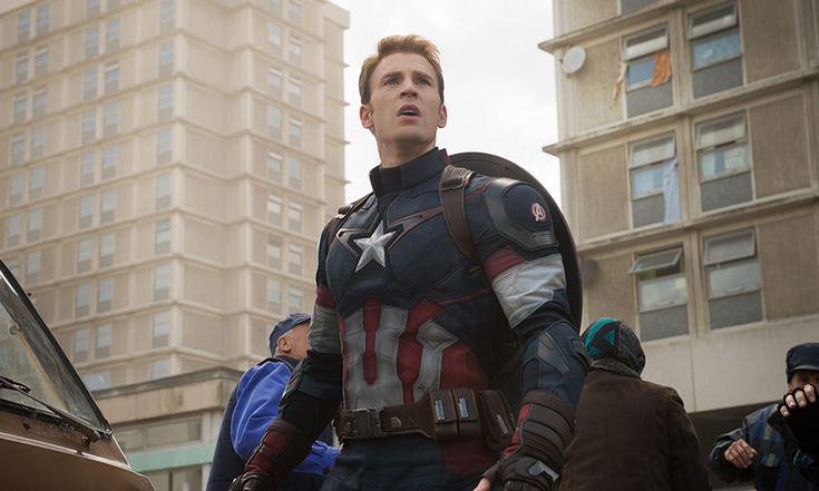 スティーブ・ロジャース=キャプテン・アメリカ|アベンジャーズ/エイジ・オブ・ウルトロン|映画|マーベル